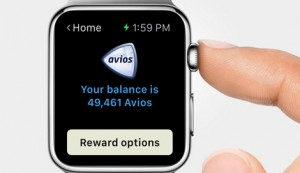 Avios Creates Apple Watch App