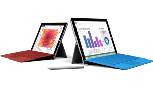 Microsoft Launch Surface 3