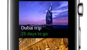 Emirates Launch Apple Watch App