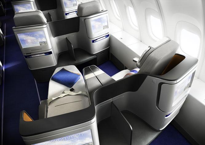 Lufthansa 747 8 Frankfurt Hong Kong The Art Of Business