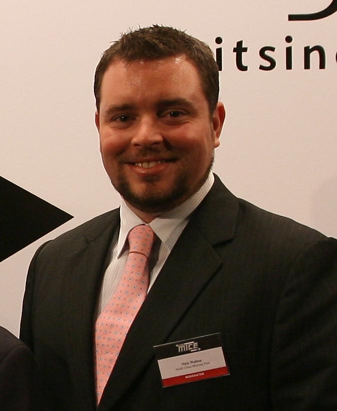 Nick Walton, Managing Editor