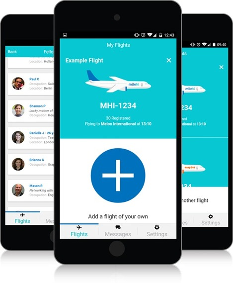 New App for Business Travellers
