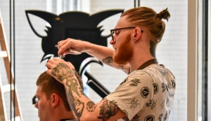 Fox & The Barber Opens in Hong Kong