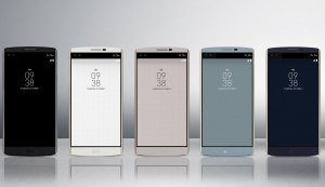 LG Launches Powerful New V10 Smartphone