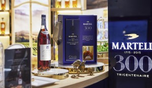 Martell Launches Pop-Up at HKIA