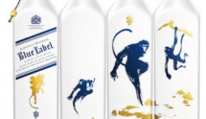 A New Year Edition of Johnnie Walker Blue Label