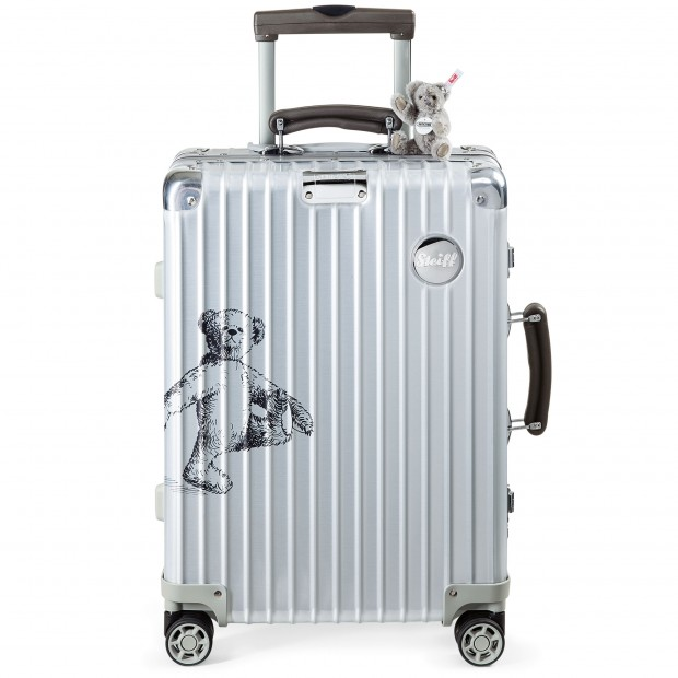 Spray Paint Suitcase
