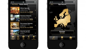 SLH Launches New Iphone App