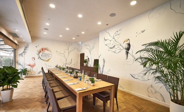 The Restaurant by The Kinnet Opens in HK
