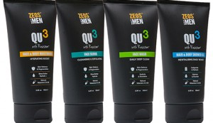 A New Skincare Range for Men