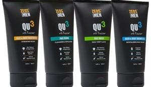 A New Skincare Range for Men