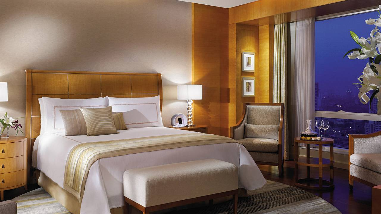 Top Ten Business Hotels In Mumbai The Art Of Business Travel