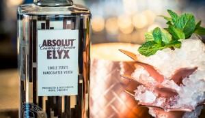 Savour Absolut Elyx in Hong Kong