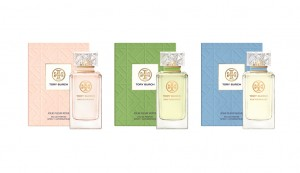Tory Burch Launches Jolie Fleur Fragrances