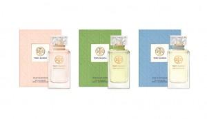 Tory Burch Launches Jolie Fleur Fragrances