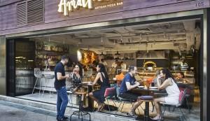 Amalfitana – Artisan Pizza Bar Opens in HK