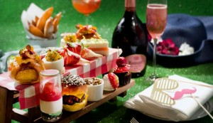 MO Bar Launches New Afternoon Tea