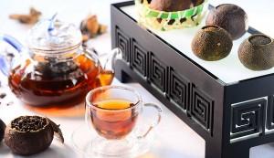 Yan Toh Heen to Introduce Mandarin Zest Pu Er Tea