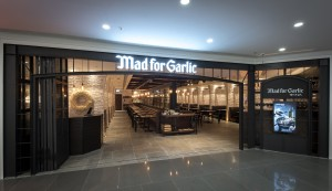 Mad For Garlic Opens in Causeway Bay