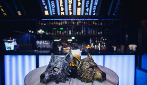 A Stock Market Bar Opens in Central