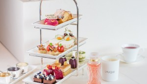 The Upper House to Launch Bacchantes Afternoon Tea