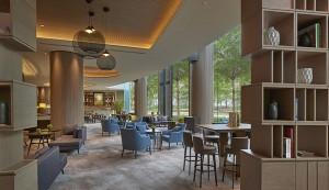 New World Millennium HK Hotel Unveils The Lounge