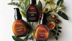 Aveda Launches Tulasara Concentrates