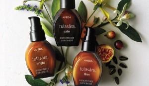 Aveda Launches Tulasara Concentrates