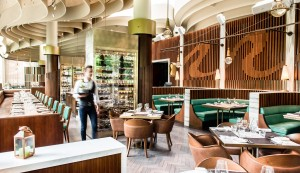 The Continental Re-opens With A New Look And A New Menu