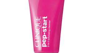 Clinique Launches New Exfoliating Cleanser