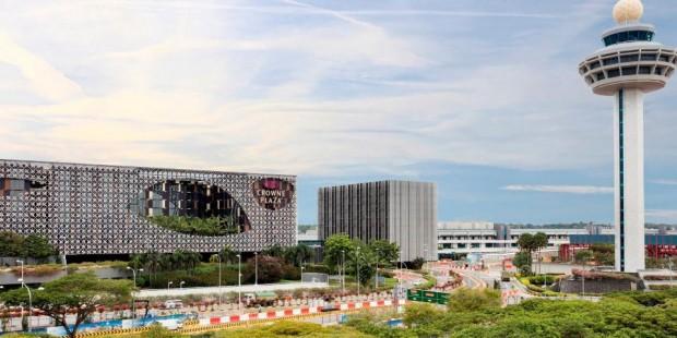 Crowne Plaza Changi Airport Increases Capacity