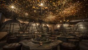 The Iron Fairies Enchants Hong Kong's Night Scene