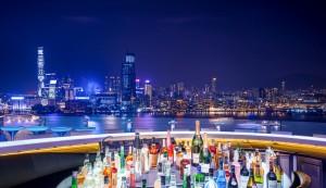 The Park Lane Hong Kong Opens Roof Bar and Restaurant