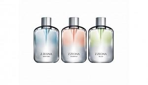 Ermenegildo Zegna Parfums Introduces Z Zegna Cities Collection