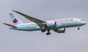 Air Canada to Launch Flights to Shanghai