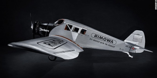 Rimowa Re-Launch Iconic Aircraft