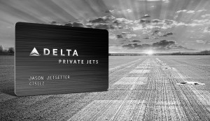 Delta Offers Redemption of Skymiles for Jet Card