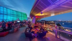 Sky Terrace Presents New Cocktail Menu