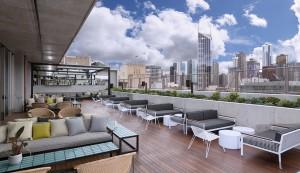 QT Melbourne Opens Its Rooftop Bar