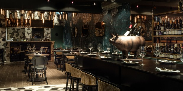 New Business Dining Hotspot Opens in Central Hong Kong