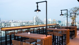 A New Craft-Beer Rooftop Bar Opens in Bangkok
