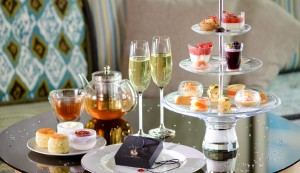 Cordis, Hong Kong to Launch Crystal-Themed Afternoon Tea