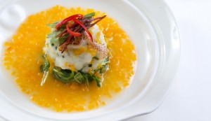 Hong Kong Airlines Offers Hoi King Heen's Signature Dishes in Business Class