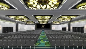 Crown Ballroom Launches in Perth