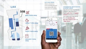 Delta Updates its Mobile App