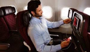 Qantas Adds Inflight Entertainment Options