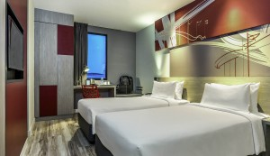 ibis Bangkok Impact Hotel Offers Additional 587 Rooms