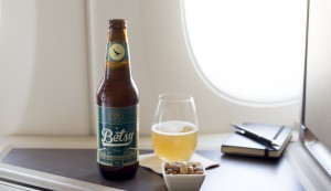 Cathay Pacific Launches Betsy Beer to First and Business