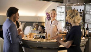 Emirates to Launch a Newly Enhanced Onboard Lounge