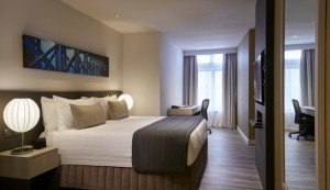New Suites Unveiled at Parkroyal Singapore